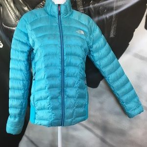 The North Face summit series puffer